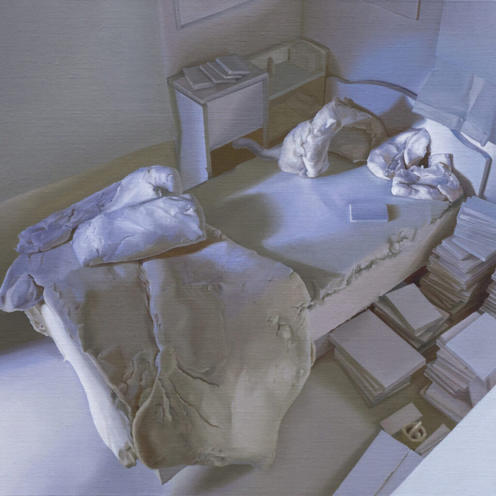 髙木優希個展 「ゆうれいのいないところで」